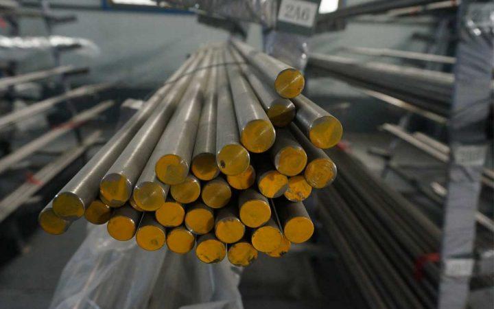 titanium bar stock
